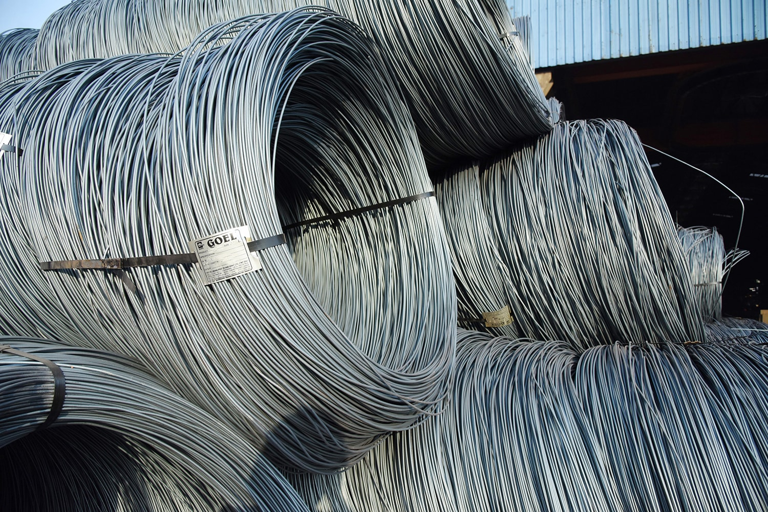 Wire rod image
